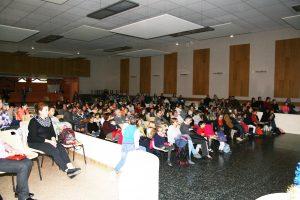 olidaire du Foyer rural, en partenariat avec la mairie et la CAF,  s'est déroulé samedi en présence de 120 enfants et de nombreux parents.